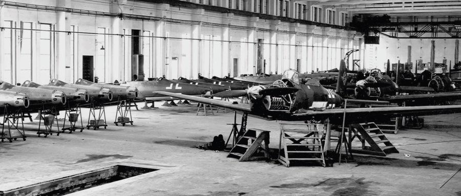 Výroba letadel Arado Ar 96 ve Flugzeugwerke Letov, A. G. Prag-Letnian